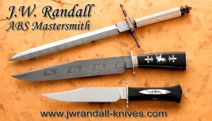 Mastersmith BC with Master Knives sample